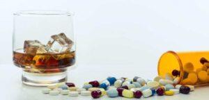 Alcohol con medicinas