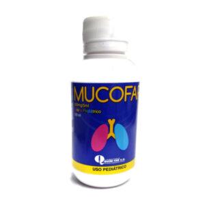MUCOFAR JARABE PEDIATRICO (S-carboximetilcisteína)